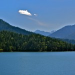 View of Applegate Lake