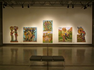 Art in Ashland OR SOU gallery image