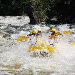 Upper Klamath River Rafting