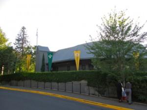 Ashland Oregon Shakespeare Festival theatre image