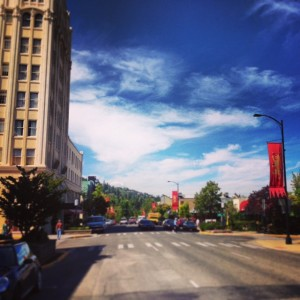 Ashland Springs Hotel in Ashland