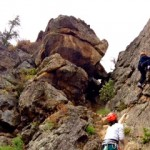 Rock Climbing in Southern Oregon