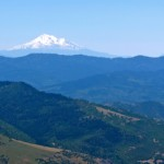 View of Mt. Shasta from Grizzly Peak